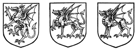 Dragon Heraldry
