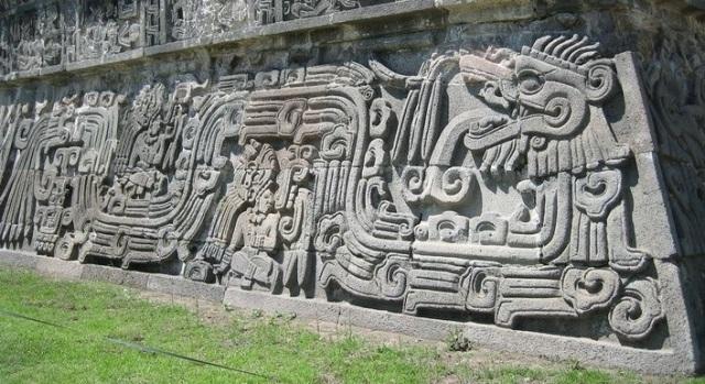 Serpiente Emplumada Xochicalco